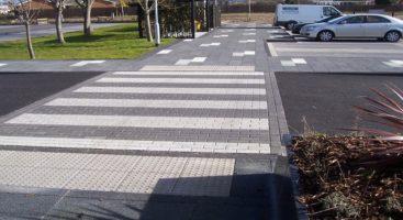 car park paving