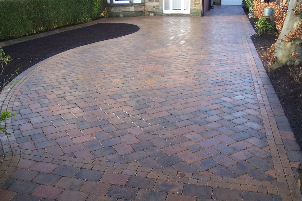 driveways paving in Lytham St Annes